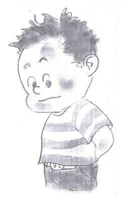 Resultado de imagem para um menino sujo